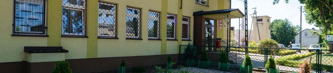 Budynek Urzędu Gminy w Kuczborku-Osadzie